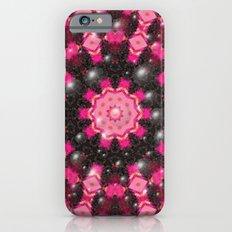 Christmas mosaic mandala iPhone 6s Slim Case