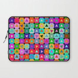 Op Art (LOVE) Laptop Sleeve