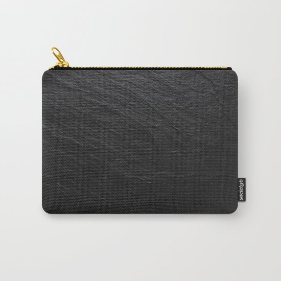 Black Slate Carry-All Pouch