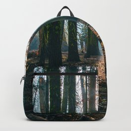 The woods are deep Backpack