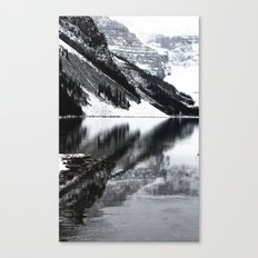 Water Reflections II Canvas Print