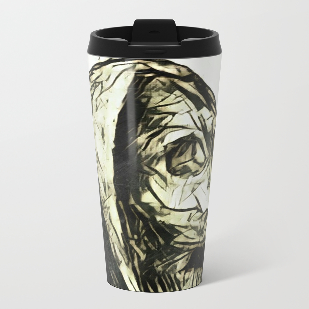 When Hell Is Full Metal Travel Mug by Nyec93 MTM8830100
