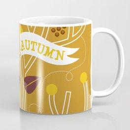 4 Seasons - Autumn Coffee Mug