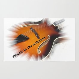 MUSIC Rug