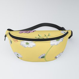 Spring Flowers, Nature 20 Fanny Pack