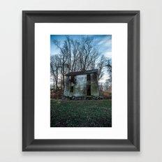Speechless Framed Art Print
