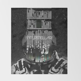 Interstellar Throw Blanket