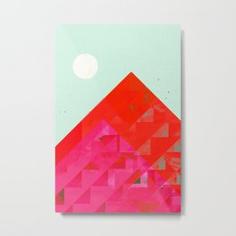 Mountains II  #society6 #decor #buyart Metal Print