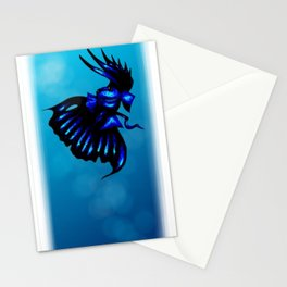 Blue Betta Stationery Cards