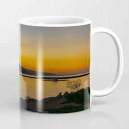 The Wedge Tree at Dawn Coffee Mug