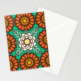 Betty Flowers Stationery Cards