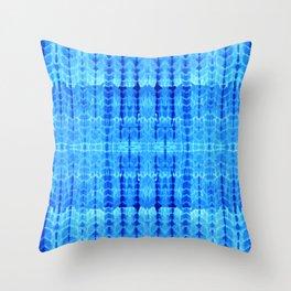 Shibori  Throw Pillow