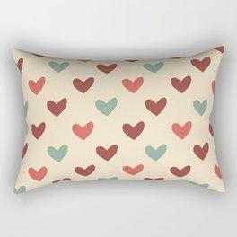 Christmas love candy Rectangular Pillow