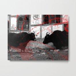 pamplona  Metal Print