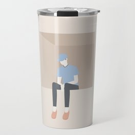 worry Travel Mug