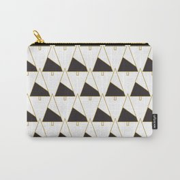 Glod Xmas #society6 #gold #xmas Carry-All Pouch
