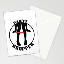 Panty Dropper Stationery Cards