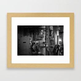 LM 00 Framed Art Print