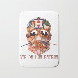 Dia De Los Astros Bath Mat