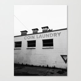 Laundry Days Canvas Print