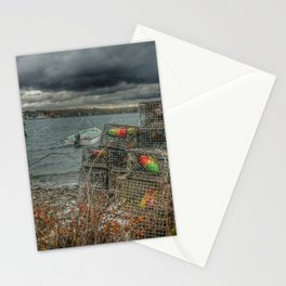 Dutch harbor Stationery Cards