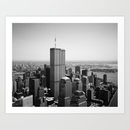 World Trade Center - New York City Art Print