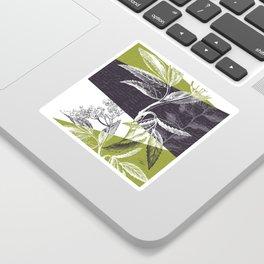BOTANIA I Sticker