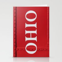 ohio state Stationery Cards featuring OHIO by Leah M. Gunther Photography & Design