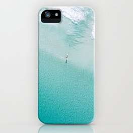 Leighton Beach Aerial iPhone Case
