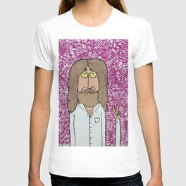 Walrus, but now just John. T-shirt