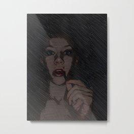 A Dark Personality Metal Print