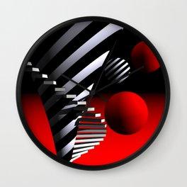 steps -02- Wall Clock