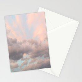 Milkshake Sky Stationery Cards