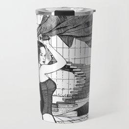 asc 549 - Le panache (The red cape) Travel Mug