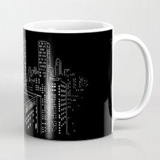 City nights, city lights Mug