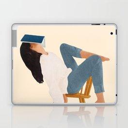 Lost in my books Laptop & iPad Skin