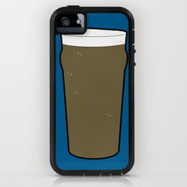 Beer Glasses (Pint) iPhone Case