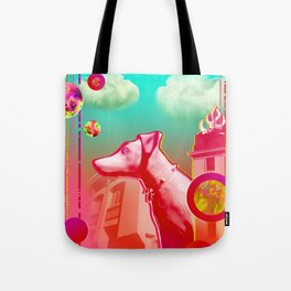 art fever Tote Bag