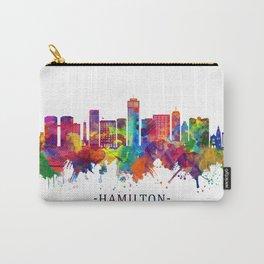 Hamilton Canada Skyline Carry-All Pouch