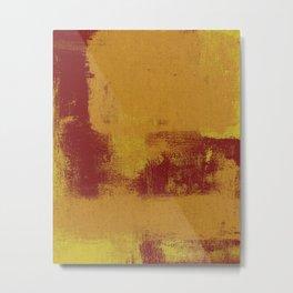 Aura Colors Metal Print