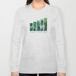 Take It Offline Long Sleeve T-shirt