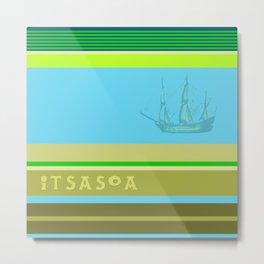 ITSASOA Metal Print