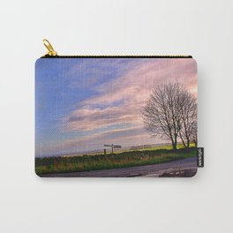 At The Crossroads Carry-All Pouch
