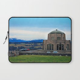Vista House at Crown Point Laptop Sleeve
