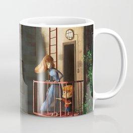 Mummy Look There! Coffee Mug