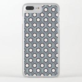 HEXA Clear iPhone Case