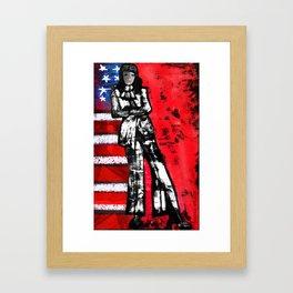 Feminist Framed Art Print