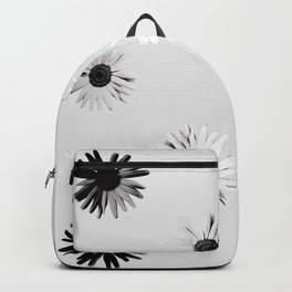 Shadow Box Flowers Backpack