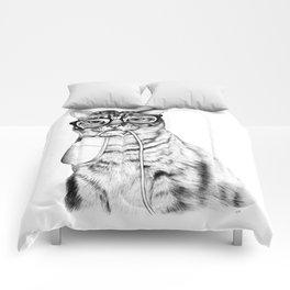 Mac Cat Comforters
