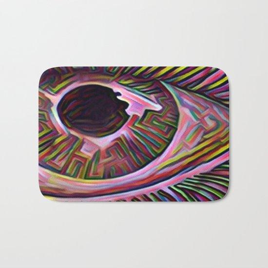 Eye See Bath Mat